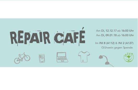 Vorweihnachtliches Repair-Café am 12.12.