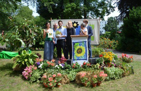 Umweltpreis Berlin-Mitte für Beuthianer!
