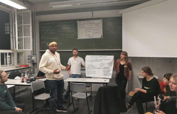 Treffen der Berliner Nachhaltigkeitsgruppen