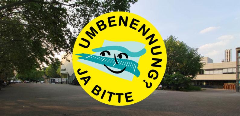 Stellungnahme zur Umbenennung der Beuth Hochschule