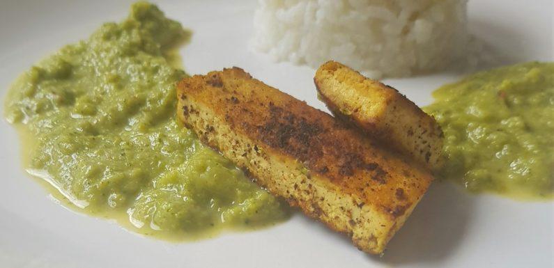 Rezept für Studierende: Feine Brokkolisauce zu Reis